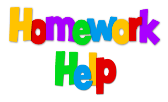 Could your student benefit from Homework Help?