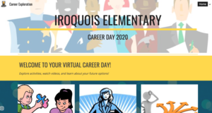 IES Virtual Career Day