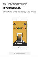 DOWNLOAD THE IROQUOIS APP - STAY CONNECTED WITH YOUR SCHOOL