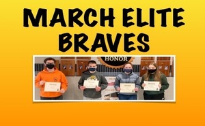 MARCH ELITE BRAVES
