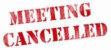 ISD BOARD COMMITTEE MEETING CANCELED