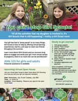 Girl Scouts VIrtual Programs