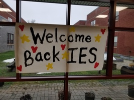 Welcome Back IES!