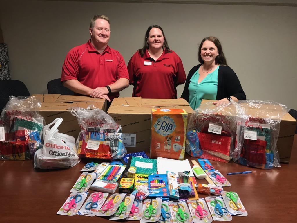 Office Depot/Office Max delivers big for IES!