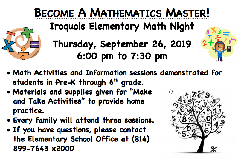 Become a Math Master!