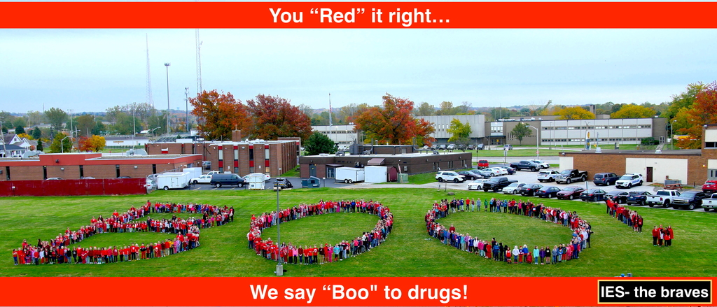 Red Ribbon Week Billboard Contest Photo