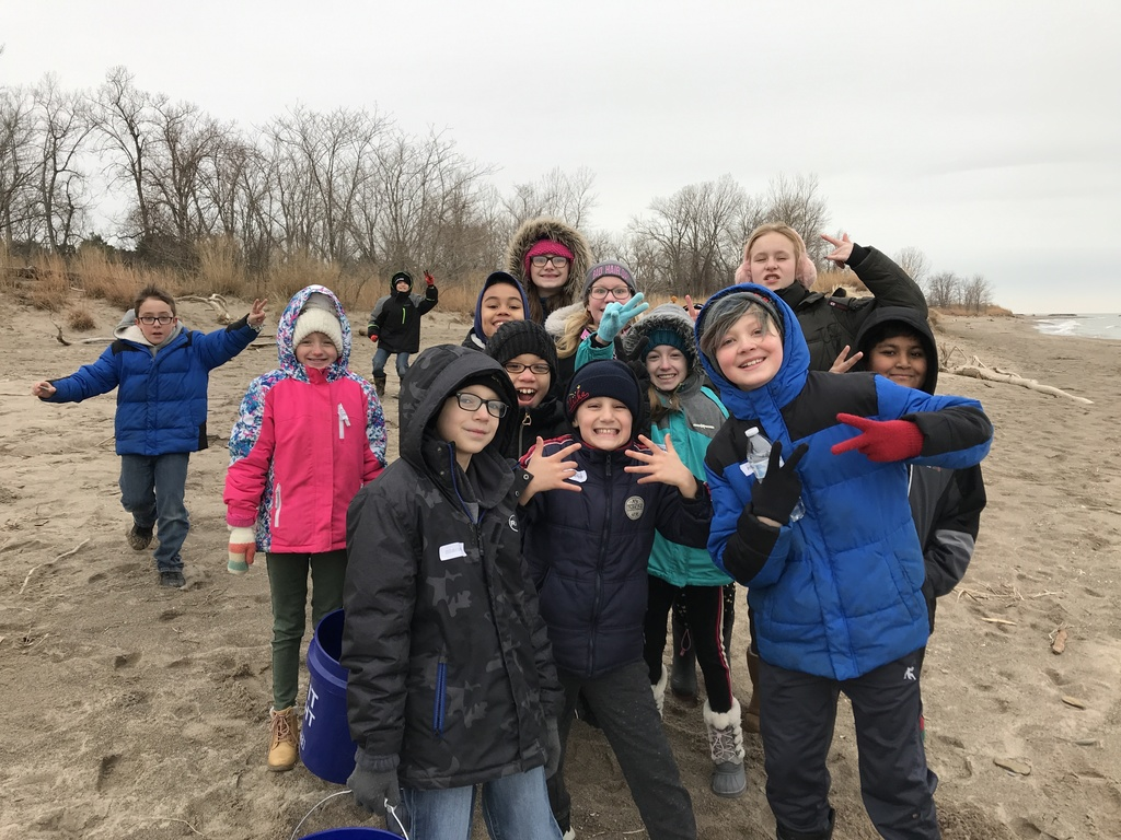 Beach Litter Clean-Up!