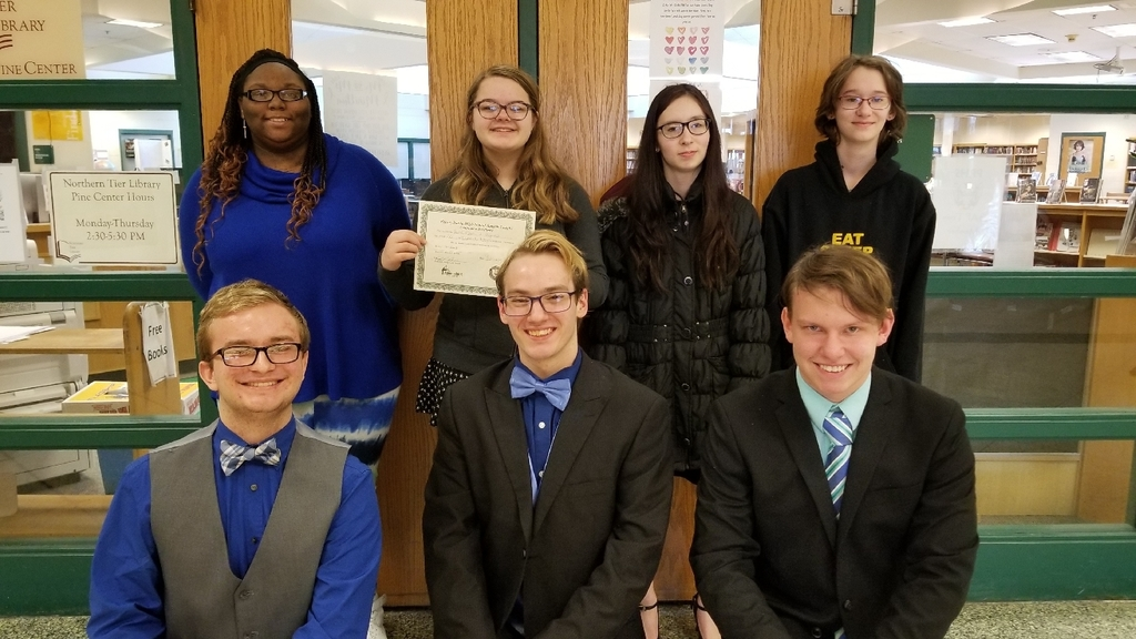 Speech and Debate District 1 State Qualifying Tournament