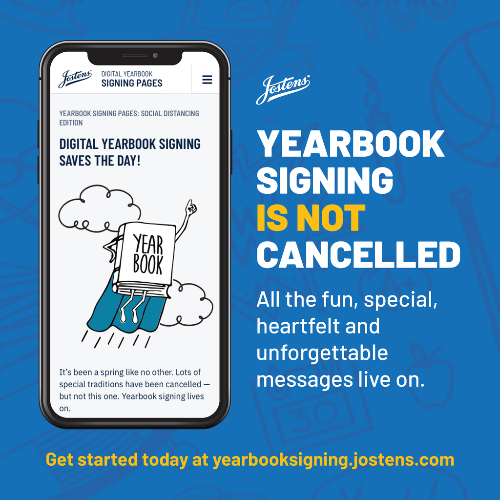 Digital yearbook signing is here!